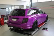 Mercedes C63 AMG Pink Arlon Premium Candy Tropical MD Exclusive Tuning 2 190x127 Pinke Power   Mercedes C63 AMG in Pink by M&D Exclusive