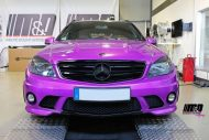 Mercedes C63 AMG Pink Arlon Premium Candy Tropical MD Exclusive Tuning 5 190x127 Pinke Power   Mercedes C63 AMG in Pink by M&D Exclusive
