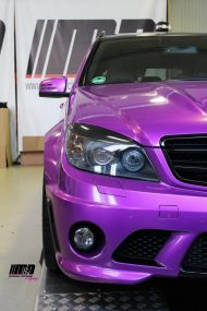 Mercedes C63 AMG Pink Arlon Premium Candy Tropical MD Exclusive Tuning 6 190x285 Pinke Power   Mercedes C63 AMG in Pink by M&D Exclusive