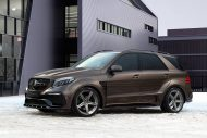 Mercedes GLE 63 AMG %E2%80%9CINFERNO%E2%80%9D Bodykit Tuning 1 190x127 TOPCAR   Inferno Bodykit auch am Mercedes Benz GLE W166