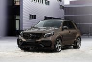 Mercedes GLE 63 AMG %E2%80%9CINFERNO%E2%80%9D Bodykit Tuning 2 190x127 TOPCAR   Inferno Bodykit auch am Mercedes Benz GLE W166