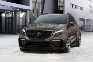 Mercedes GLE 63 AMG %E2%80%9CINFERNO%E2%80%9D Bodykit Tuning 3 190x127 TOPCAR   Inferno Bodykit auch am Mercedes Benz GLE W166