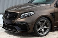Mercedes GLE 63 AMG %E2%80%9CINFERNO%E2%80%9D Bodykit Tuning 6 190x127 TOPCAR   Inferno Bodykit auch am Mercedes Benz GLE W166