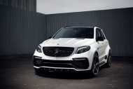 Mercedes GLE 63 AMG INFERNO Bodykit Tuning 1 190x127 TOPCAR   Inferno Bodykit auch am Mercedes Benz GLE W166