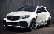 Mercedes GLE 63 AMG INFERNO Bodykit Tuning 16 190x120 TOPCAR   Inferno Bodykit auch am Mercedes Benz GLE W166