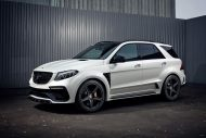 Mercedes GLE 63 AMG INFERNO Bodykit Tuning 2 190x127 TOPCAR   Inferno Bodykit auch am Mercedes Benz GLE W166