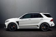 Mercedes GLE 63 AMG INFERNO Bodykit Tuning 3 190x127 TOPCAR   Inferno Bodykit auch am Mercedes Benz GLE W166