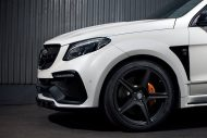 Mercedes GLE 63 AMG INFERNO Bodykit Tuning 4 190x127 TOPCAR   Inferno Bodykit auch am Mercedes Benz GLE W166