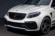 Mercedes GLE 63 AMG INFERNO Bodykit Tuning 5 190x127 TOPCAR   Inferno Bodykit auch am Mercedes Benz GLE W166