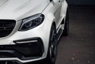 Mercedes GLE 63 AMG INFERNO Bodykit Tuning 6 190x127 TOPCAR   Inferno Bodykit auch am Mercedes Benz GLE W166