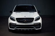 Mercedes GLE 63 AMG INFERNO Bodykit Tuning 7 190x127 TOPCAR   Inferno Bodykit auch am Mercedes Benz GLE W166