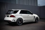 Mercedes GLE 63 AMG INFERNO Bodykit Tuning 8 190x127 TOPCAR   Inferno Bodykit auch am Mercedes Benz GLE W166