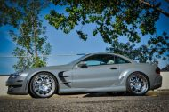 Mercedes SL55 AMG FAB Design Tuning ZR Auto R230 1 190x126 Full House! Extremer Mercedes SL55 AMG by ZR Auto
