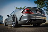 Mercedes SL55 AMG FAB Design Tuning ZR Auto R230 14 190x126 Full House! Extremer Mercedes SL55 AMG by ZR Auto