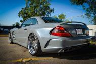 Mercedes SL55 AMG FAB Design Tuning ZR Auto R230 16 190x126 Full House! Extremer Mercedes SL55 AMG by ZR Auto