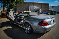 Mercedes SL55 AMG FAB Design Tuning ZR Auto R230 27 190x126 Full House! Extremer Mercedes SL55 AMG by ZR Auto