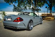 Mercedes SL55 AMG FAB Design Tuning ZR Auto R230 35 190x126 Full House! Extremer Mercedes SL55 AMG by ZR Auto