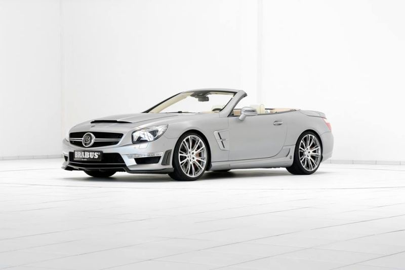 Mercedes SL65 AMG Brabus T65 RS Kit Tuning (1)