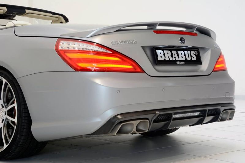 Mercedes SL65 AMG Brabus T65 RS Kit Tuning (10)
