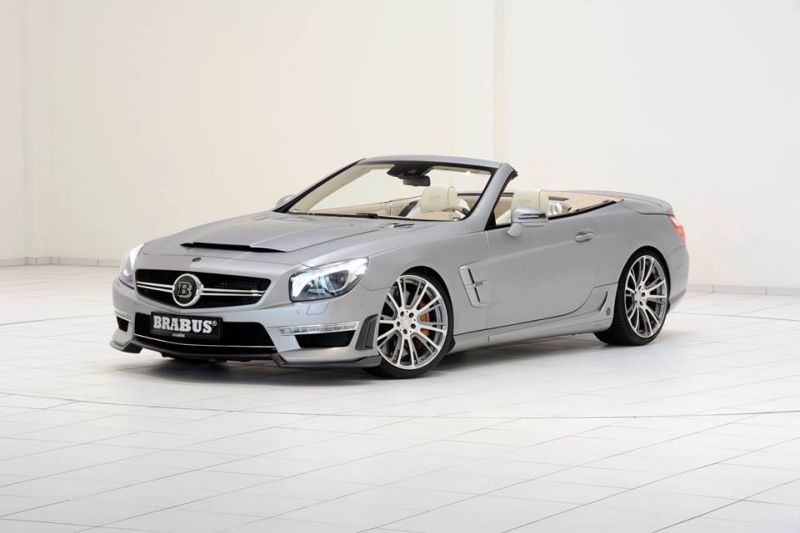 Mercedes SL65 AMG Brabus T65 RS Kit Tuning (13)