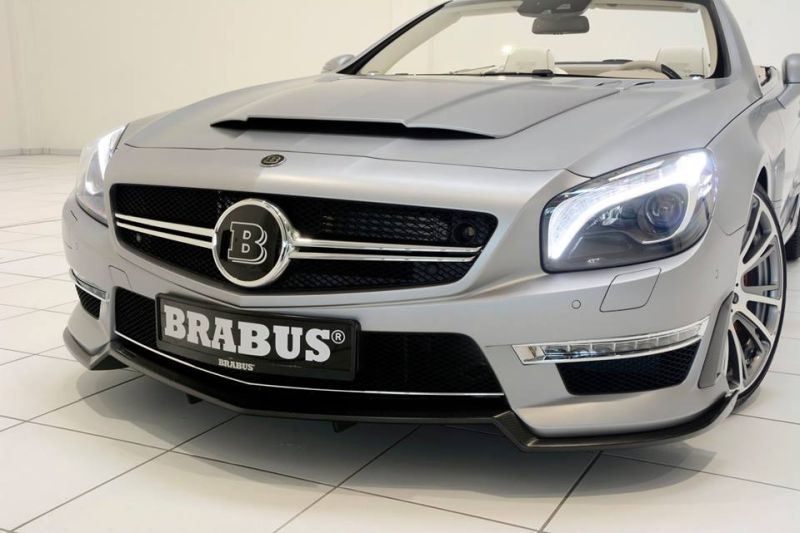 Mercedes SL65 AMG Brabus T65 RS Kit Tuning (14)