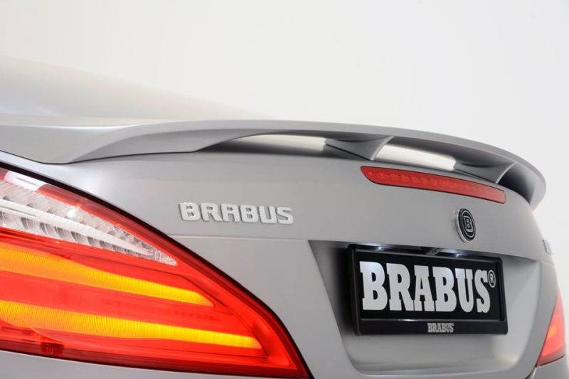 Mercedes SL65 AMG Brabus T65 RS Kit Tuning (18)