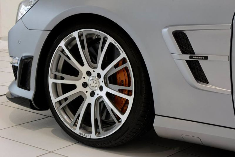 Mercedes SL65 AMG Brabus T65 RS Kit Tuning (19)