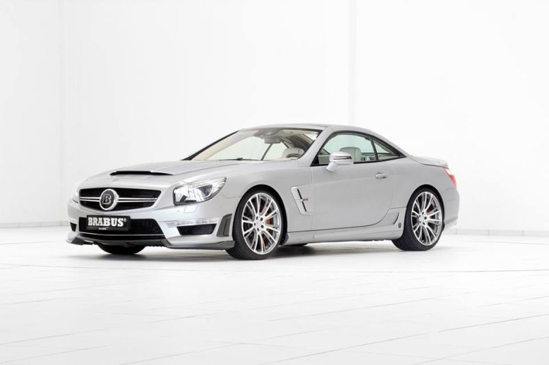 Mercedes SL65 AMG Brabus T65 RS Kit Tuning (2)
