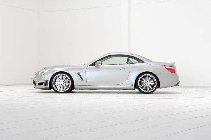 Mercedes SL65 AMG Brabus T65 RS Kit Tuning (4)