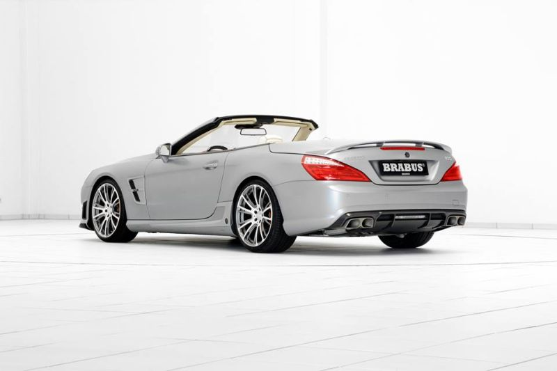 Mercedes SL65 AMG Brabus T65 RS Kit Tuning (5)
