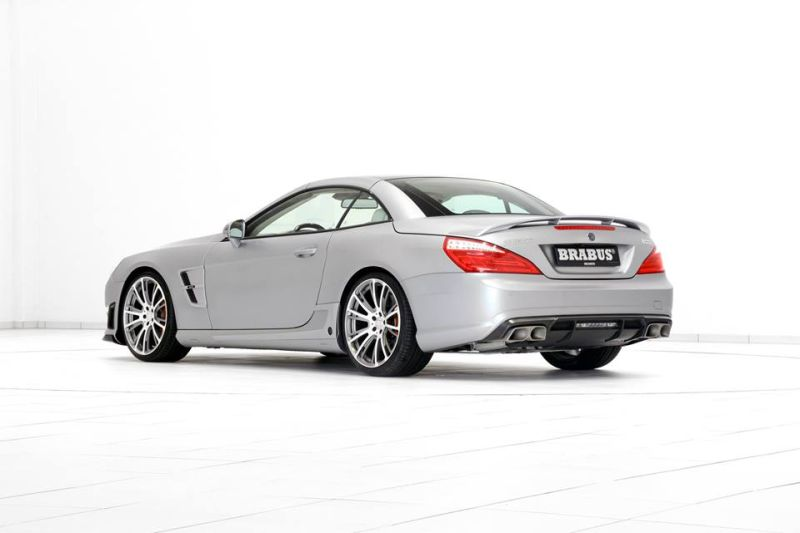 Mercedes SL65 AMG Brabus T65 RS Kit Tuning (6)