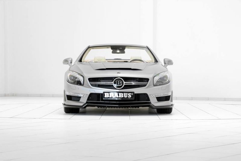 Mercedes SL65 AMG Brabus T65 RS Kit Tuning (7)