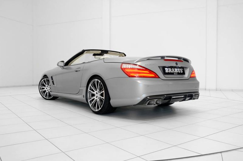 Mercedes SL65 AMG Brabus T65 RS Kit Tuning (9)