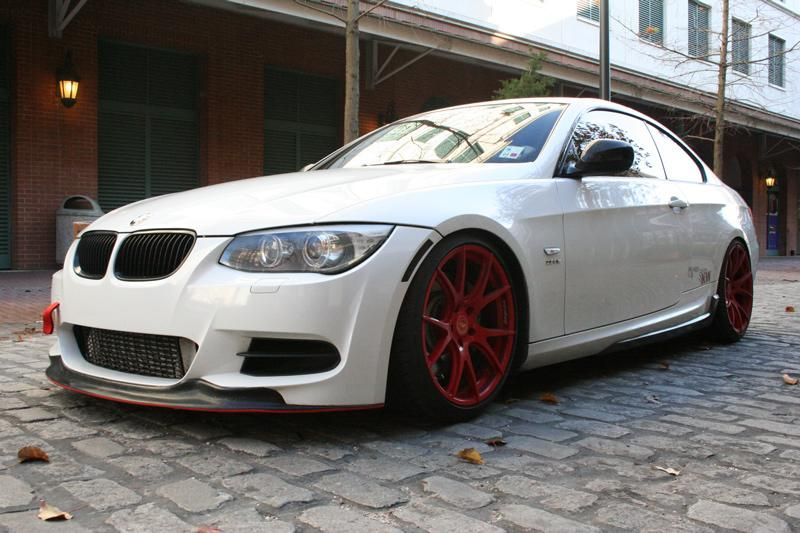 ModBargains BMW E92 335is Forgestar CF5V Tuning Coupe (5)