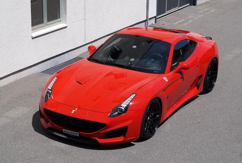 Novitec Ferrari California T N-Largo Tuning cartech (11)