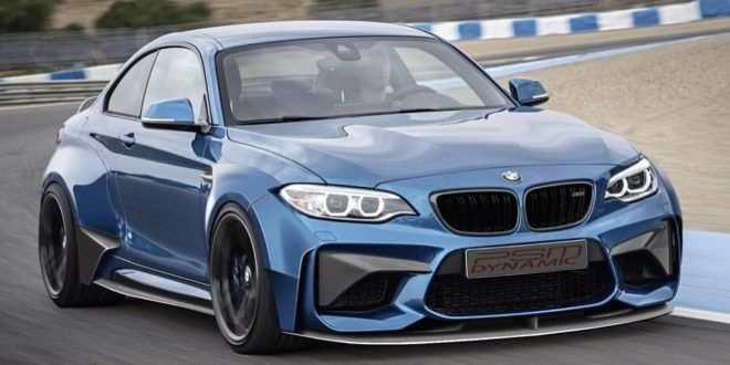 PSM Dynamic BMW M2 F87 Coupe 2016 Tuning Carbon Widebody-Kit (3)