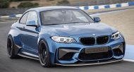 PSM Dynamic BMW M2 F87 Coupe 2016 Tuning Carbon Widebody Kit 3 190x102 Vorschau: Etwas fetter   PSM Dynamic BMW M2 F87 Coupe