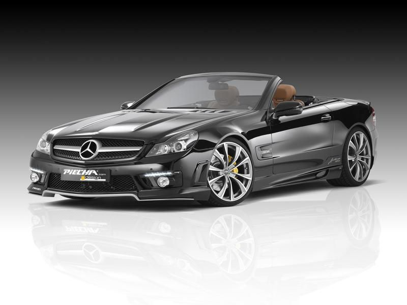 Piecha Design Avalange RS Body Tuning Mercedes Benz SL R230 1 Piecha Design Avalange RS Body für Mercedes Benz SL R230