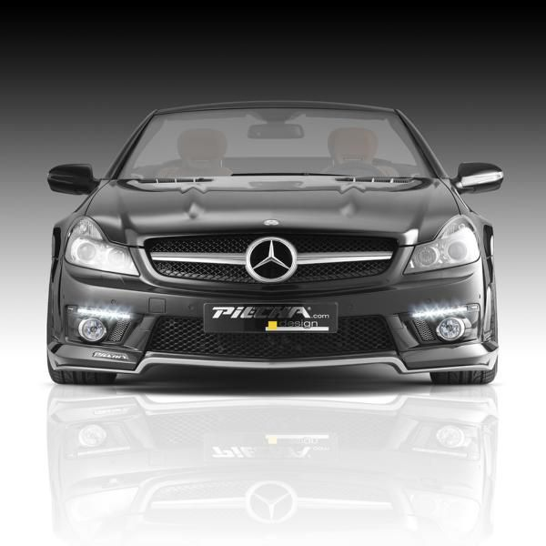 Piecha Design Avalange RS Body Tuning Mercedes Benz SL R230 2 Piecha Design Avalange RS Body für Mercedes Benz SL R230