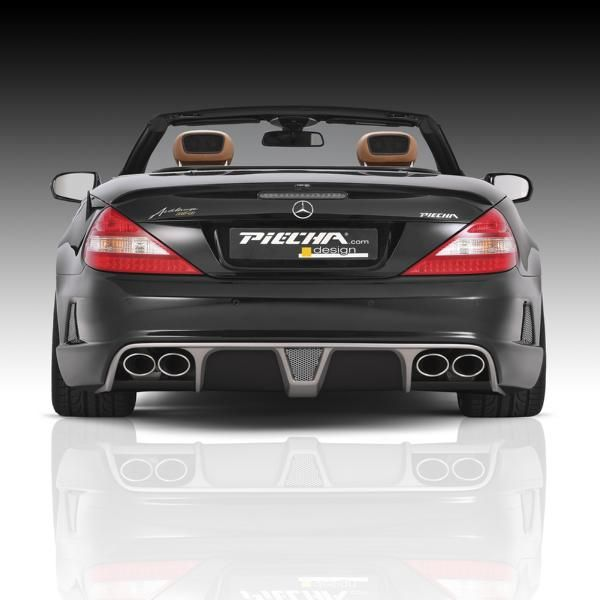 Piecha Design Avalange RS Body Tuning Mercedes Benz SL R230 3 Piecha Design Avalange RS Body für Mercedes Benz SL R230