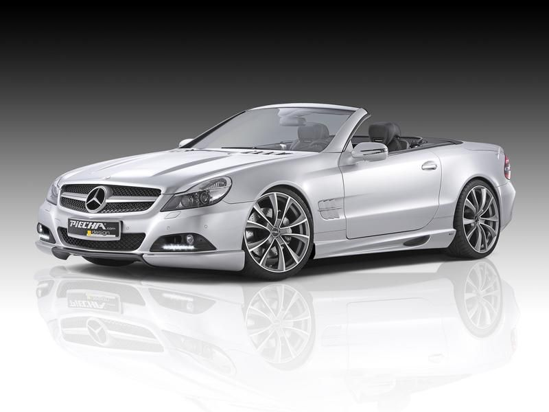 Piecha Design Avalange RS Body Tuning Mercedes Benz SL R230 5 Piecha Design Avalange RS Body für Mercedes Benz SL R230