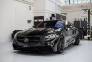 Platinum Cars Mercedes S63 AMG C217 Coupe Tuning Black ADV.1 Wheels 23 190x127 Mafia Kiste! Platinum Cars Mercedes S63 AMG C217 Coupe
