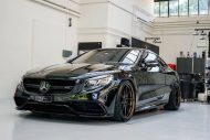 Platinum Cars Mercedes S63 AMG C217 Coupe Tuning Black ADV.1 Wheels 3 190x127 Mafia Kiste! Platinum Cars Mercedes S63 AMG C217 Coupe