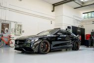 Platinum Cars Mercedes S63 AMG C217 Coupe Tuning Black ADV.1 Wheels 5 190x127 Mafia Kiste! Platinum Cars Mercedes S63 AMG C217 Coupe