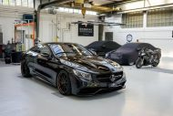 Platinum Cars Mercedes S63 AMG C217 Coupe Tuning Black ADV.1 Wheels 7 190x127 Mafia Kiste! Platinum Cars Mercedes S63 AMG C217 Coupe