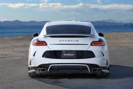 Porsche Panamera Bodykit Fairy Design Tuning Japan 10 190x127 Porsche Panamera Bodykit by Fairy Design aus Japan