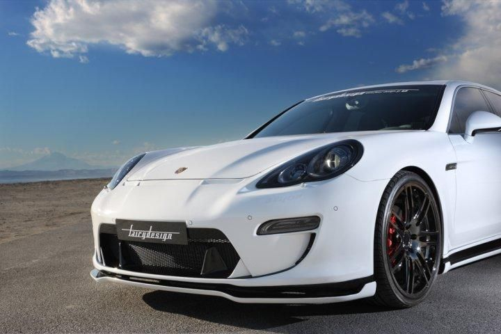 Porsche Panamera Bodykit Fairy Design Tuning Japan (11)