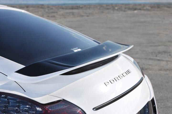 Porsche Panamera Bodykit Fairy Design Tuning Japan (13)