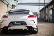 Porsche Panamera Bodykit Fairy Design Tuning Japan 4 190x127 Porsche Panamera Bodykit by Fairy Design aus Japan