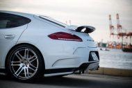 Porsche Panamera Bodykit Fairy Design Tuning Japan 6 190x127 Porsche Panamera Bodykit by Fairy Design aus Japan